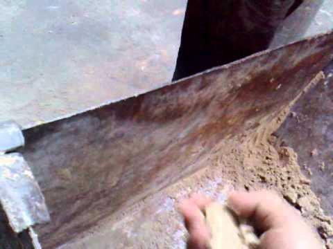 nisip pentru turnatorie silicat da sodiu +Co2 MIEZURI PENTRU MATRITE