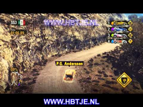 WRC Powerslide career part 18 (easy)