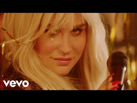 Kesha  Woman Official Video ft The DapKings Horns