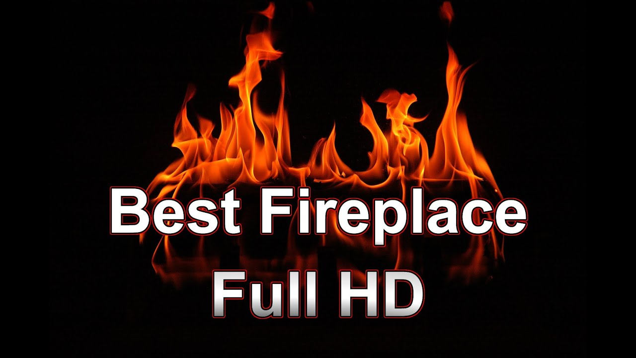Best Fireplace Kaminfeuer Video 45min Full Hd Youtube