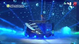 سامر بو خزعا - النصف نهائيات - عرب غوت تالنت 3 الحلقة 7