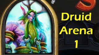 Hearthstone: ARENAS RETURN - Druid Powers