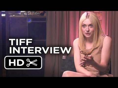 TIFF (2013) : Dakota Fanning Embraces the Chaos of Making Indies - THR