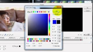 Corel VideoStudio Pro X3 : Senser