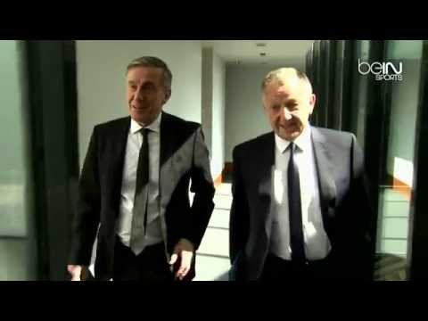 Reportage beIN SPORTS : Dans les pas de Jean-Michel Aulas