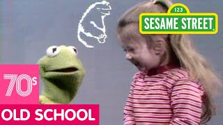 Sesame Street: An Adorable Girl Messes up the Alphabet on Purpose