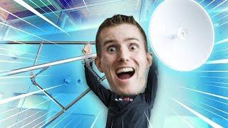 12 KILOMETER Wi-Fi - SUCCESS!!!