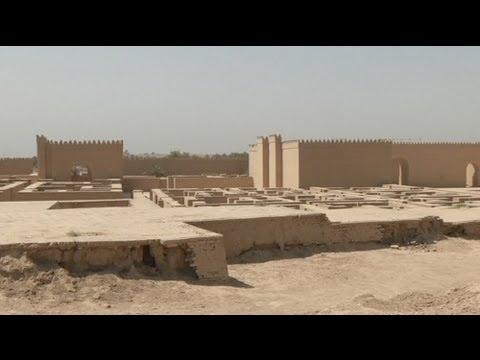 Un nuevo oleoducto amenaza las ruinas arqueológicas de Babilonia