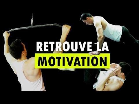 Programme de Musculation efficace pour retrouver la Motivation