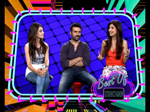 9XM Best Of | Dishkiyaoon| Shilpa Shetty | Harman Baweja | Ayesha Khanna