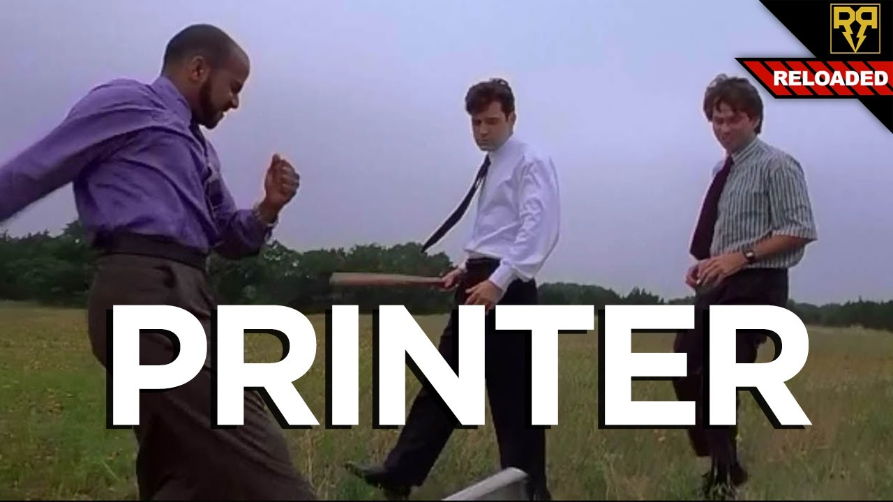 Office Printer Gets Destroyed - Tech Assassin Reloaded ...