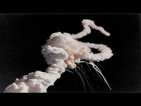 Space Shuttle Challenger Disaster - In memory of the Crew
