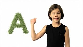 ASL ABC Lesson and Song - Learn Sign Language Alphabet