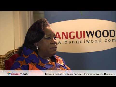 EP31: (6e partie) Intervention de la Présidente Catherine SAMBA-PANZA à Paris