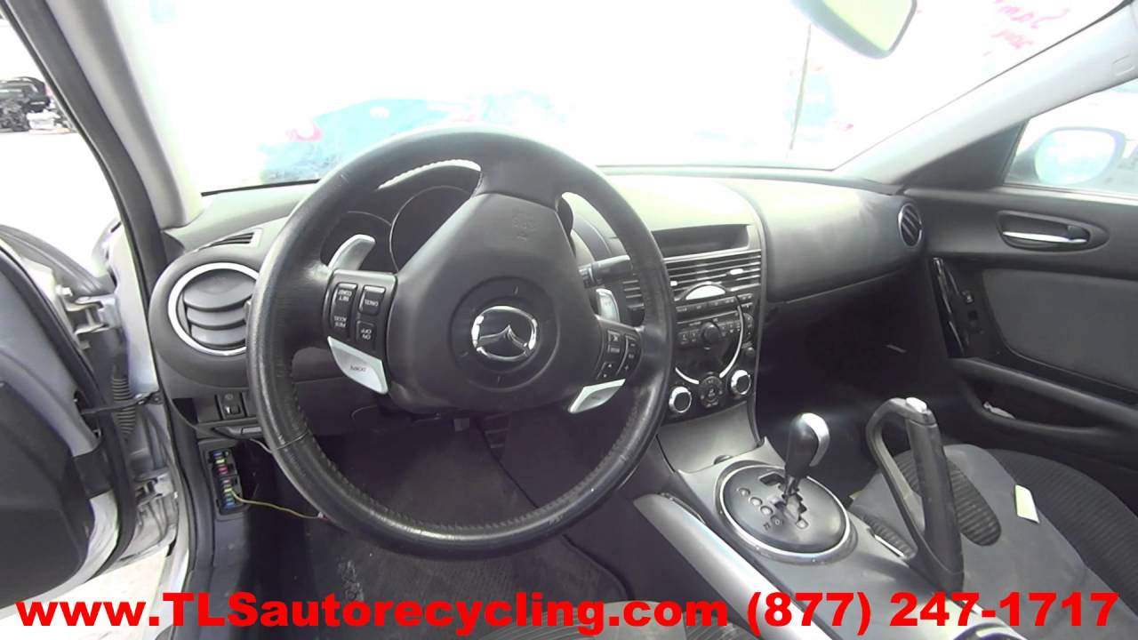 parting out 2006 mazda rx8 - stock - 6096rd - tls auto recycling