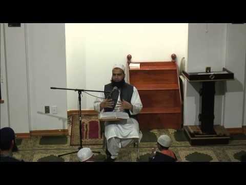 Numerous ways of doing good  Mufti Farhan