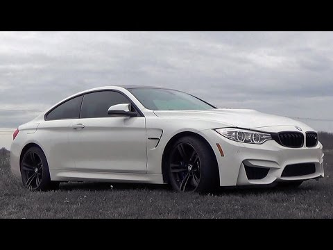 2016 BMW M4: Review
