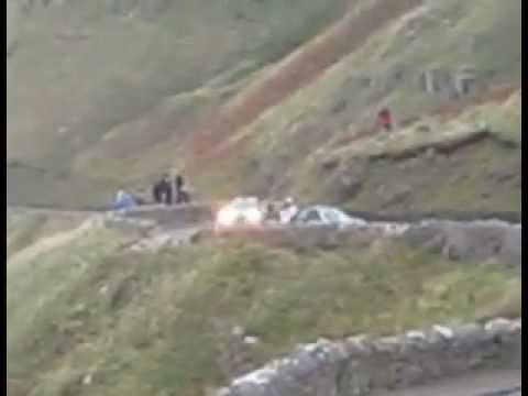 Crash - Cambrian Rally 2011 - Great Orme