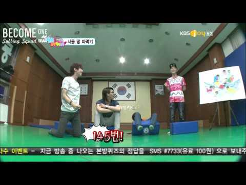 [B1SS] 120817 Hello Baby Season 6 with B1A4 - Episode 4 (2/4)