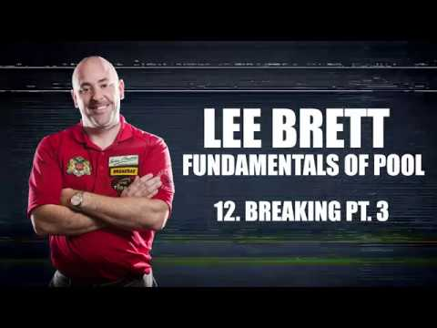APA - Lee Brett Instructional Series - Lesson 12 - Breaking Part 3