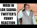 PM Modi addresses Parliament: Here's how twitter reacted o..