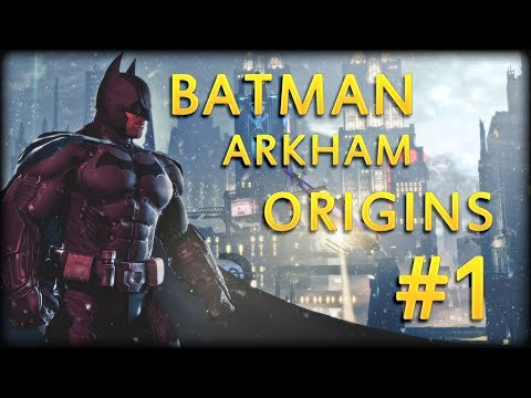 Batman Arkham Origins PC #1 Dublado pt br