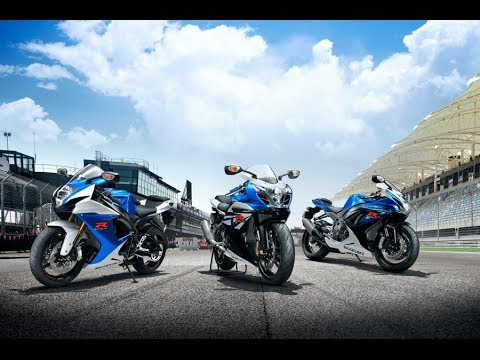 Suzuki Supersport Range Walk-Around