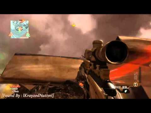 MW3 GLITCHES - *BRAND NEW* FULLY Under 'FOUNDATION!!' *EASY TUTORIAL (Found By Krayzed Native)