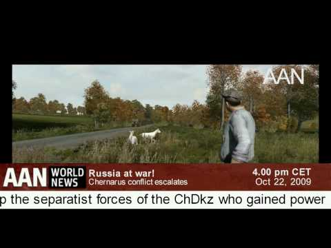 ArmA 2: Russia declares war! Caucasian conflict escalates!