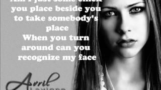 Avril Lavigne Lyrics S...