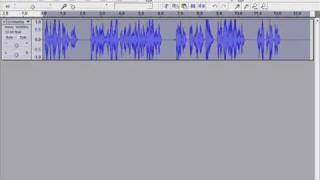 Как сделать роботический голос