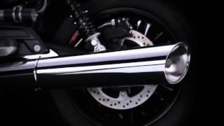 Moto Guzzi California 1400 Custom Tanıtım Videosu