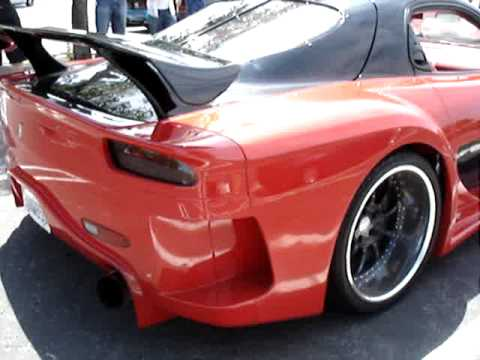 rx7 veilside fortune body kit youtube. Black Bedroom Furniture Sets. Home Design Ideas