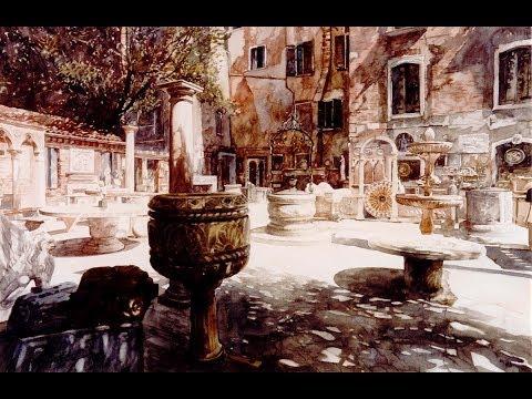 Paul Dmoch - Acquarelli di Venezia