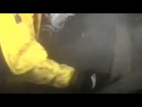 Skattejagt på Gitano-vraget, del 1 - (Ekstremdykning)