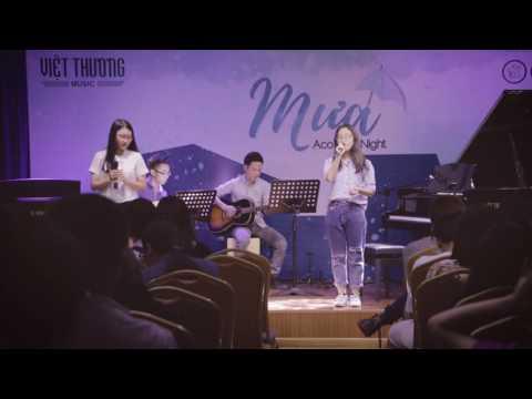 [MƯA Acoustic Night] Câu Chuyện Ngày Mưa