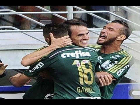Palmeiras 1 x 0 Santos, Melhores Momentos - Paulistão 26/04/2015