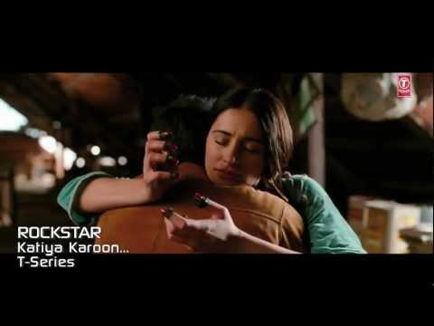 """Katiya Karoon Rockstar"" (New song promo) Ranbir Kapoor, Nargis Fakhri"