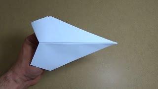 Cómo hacer el avión de papel que mejor vuela