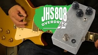 Watch the Trade Secrets Video, JHS 808 Overdrive Pedal Kit Video