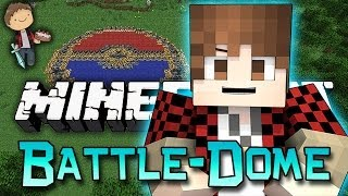Minecraft: BATTLE-DOME w/Mitch & Friends Part 2 - CRAZY EPIC FIGHTS!