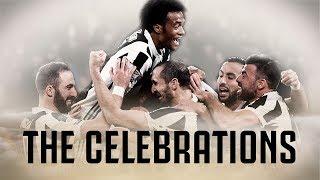 The Juventus #MY7H celebrations!