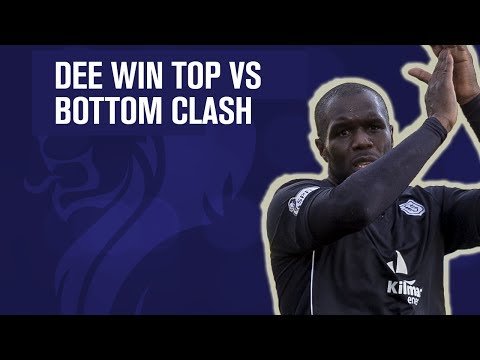 Top beats bottom in Championship | Dundee 2-0 Morton