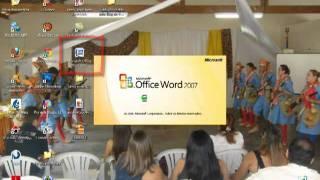 Como Validar O Office 2007.