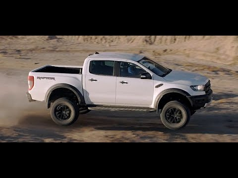 Ford Ranger Raptor Off-Road