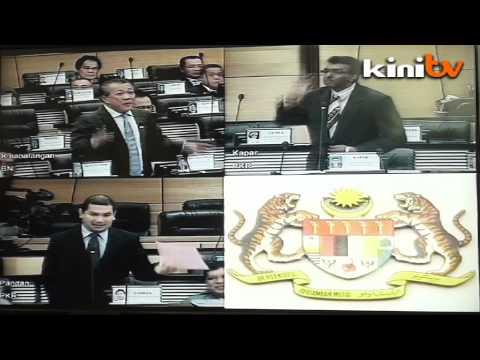 Dewan kecoh: Ahli parlimen berbalas-balas koyak usul