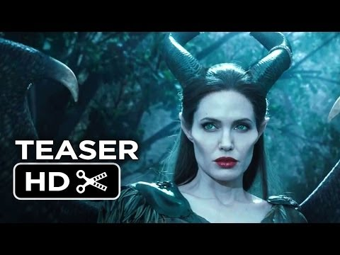 Maleficent Official Wings Teaser (2014) - Angelina Jolie Disney Movie HD