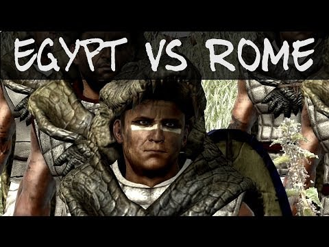 Total War Rome 2 Online Battle 88 Egypt vs Rome