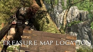Black Flag - 70,405 Treasure Map Location (Tulum)