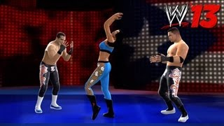 WWE '13 Community Showcase: Rosa Mendes (Xbox 360)